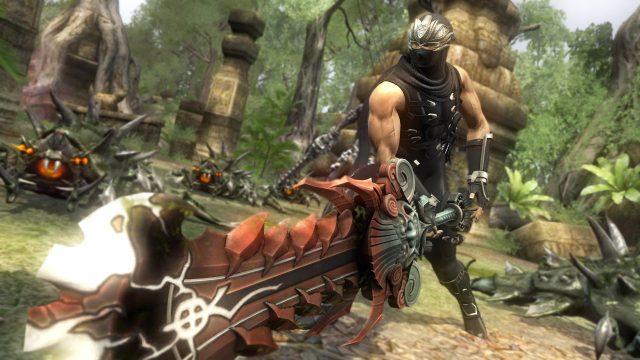 ninja-gaiden-master-collection-remaster-ryu-weapons-variety-gameplay