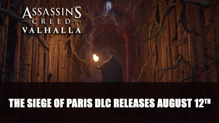 Assassin's Creed Valhalla The Siege of Paris Expansion Releases Early August