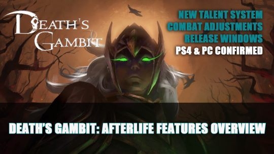 Death's Gambit: Afterlife New Overview Trailer