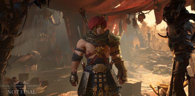 Diablo 4 Equipment (Real-Time Visuals)