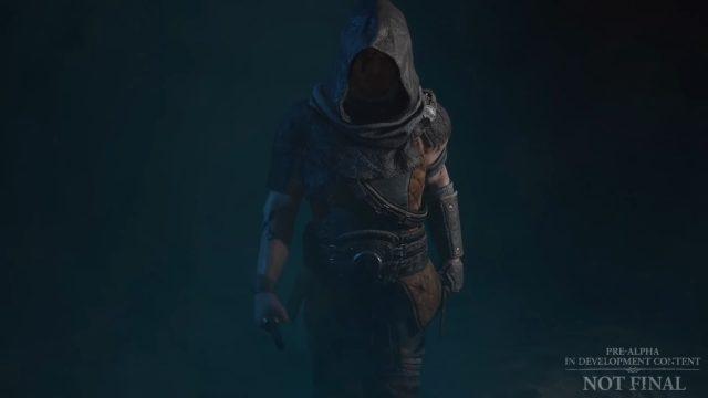 Diablo 4 Gear Design (Rogue)