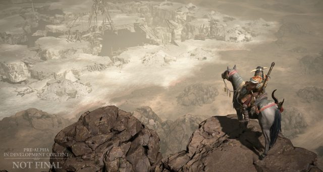 Diablo 4 Isometric View