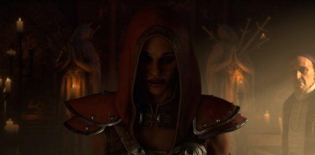 Diablo 4 Real-Time Visuals (Rogue)