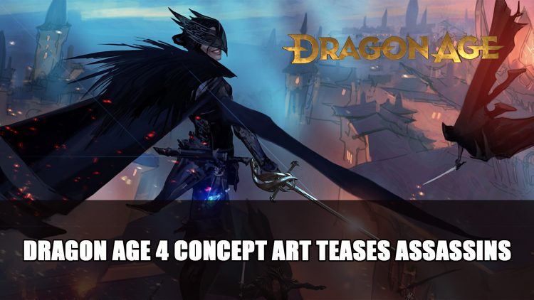 Dragon Age 4 Concept Art Teases Assassins