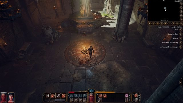Long Rest and Camp 2.0 Baldur's Gate 3 Early Access Patch 5
