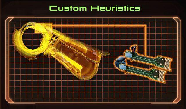 Mass Effect 2 Custom Heuristics