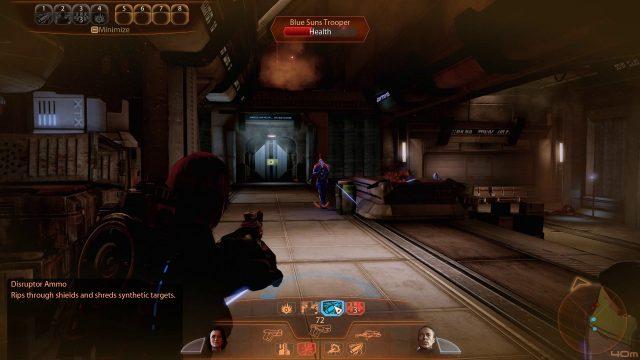Mass Effect 2 Disruptor Ammo (Infiltrator)
