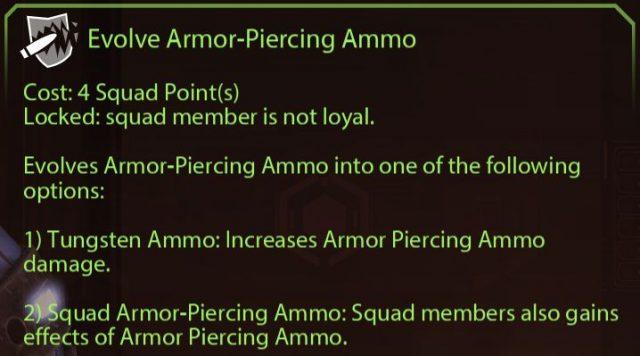 Mass Effect 2 Evolved Armor-Piercing Ammo