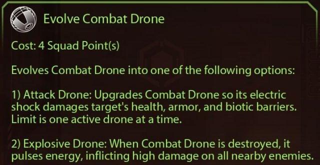 Mass Effect 2 Explosive Drone (Engineer)