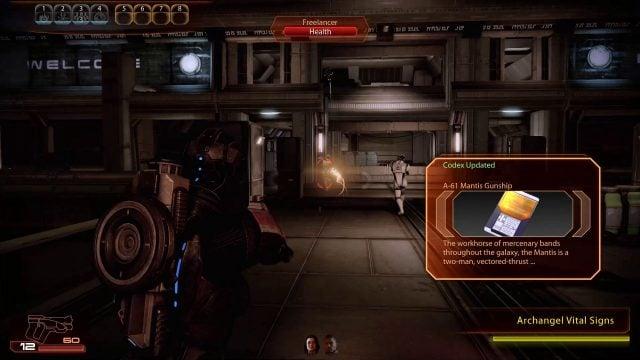 Mass Effect 2 Incinerate Combat (Engineer)