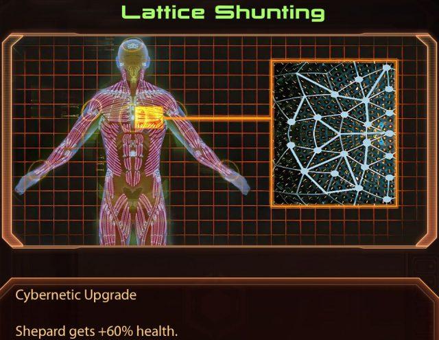Mass Effect 2 Lattice Shunting