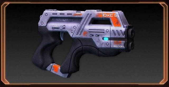 Mass Effect 2 M-6 Carnifex