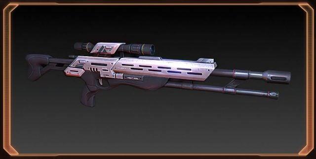 Mass Effect 2 M-97 Viper