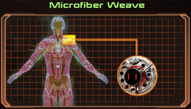 Mass Effect 2 Microfiber Weave