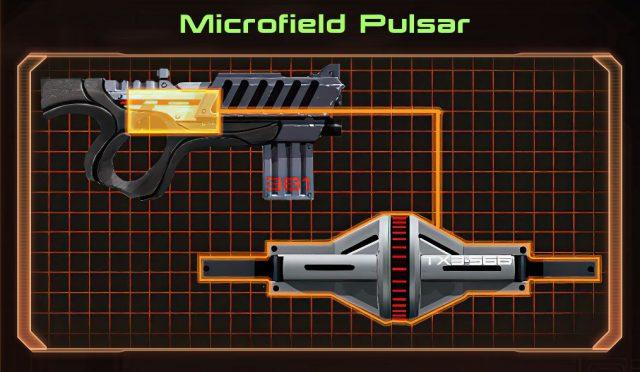 Mass Effect 2 Microfield Pulsar