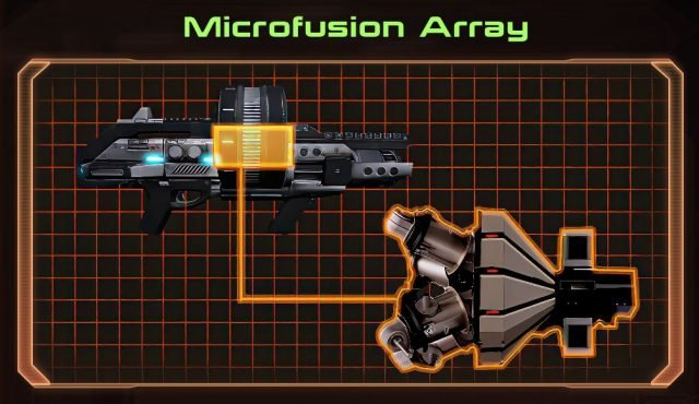 Mass Effect 2 Microfusion Array
