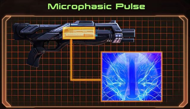 Mass Effect 2 Microphasic Pulse