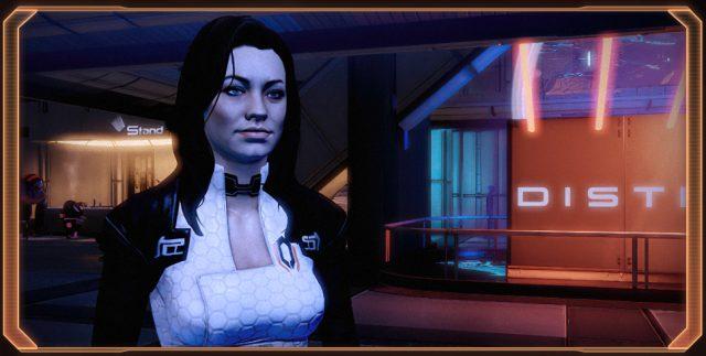 Mass Effect 2 Miranda Lawson