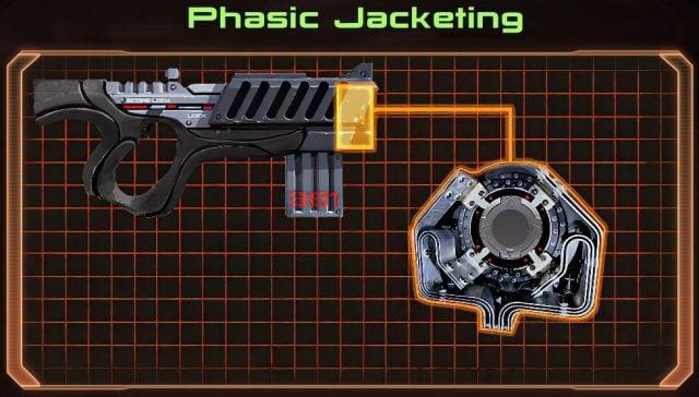 Mass Effect 2 Phasic Jacketing