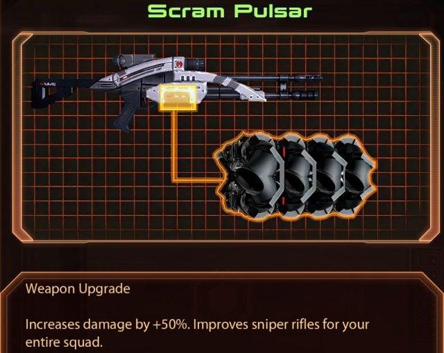 Mass Effect 2 Scram Pulsar