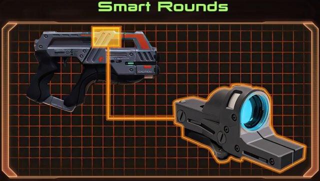 Mass Effect 2 Smart Rounds