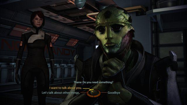 Mass Effect 2 Thane