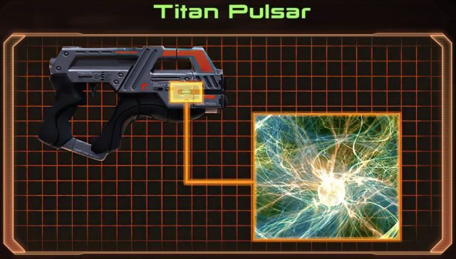 Mass Effect 2 Titan Pulsar