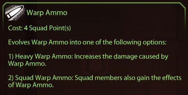 Mass Effect 2 Warp Ammo
