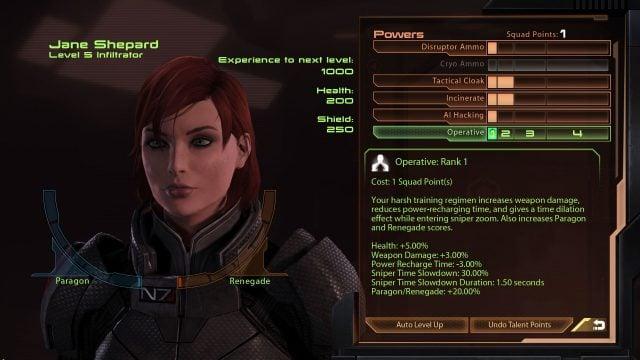 Mass Effect Legendary Edition Infiltrator (Mass Effect 2)