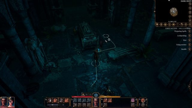 New Player Experience Baldur's Gate 3 Early Access Patch 5