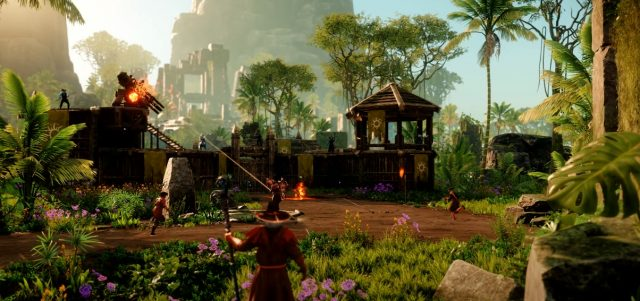 New World Outpost Rush 2 New World Closed Beta: How to Join, Details, Date and Time
