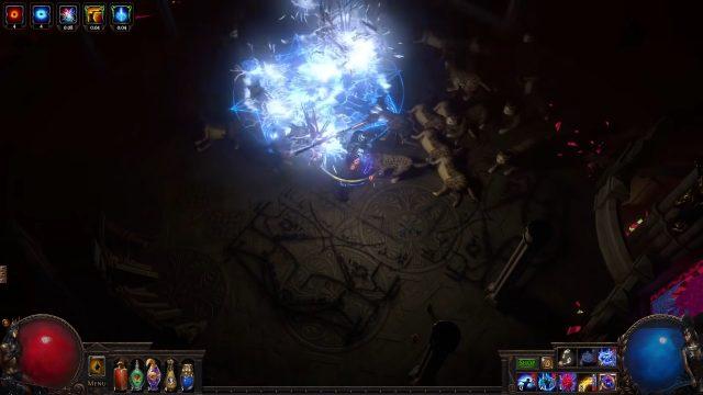 Path of Exile Revamped Flask System