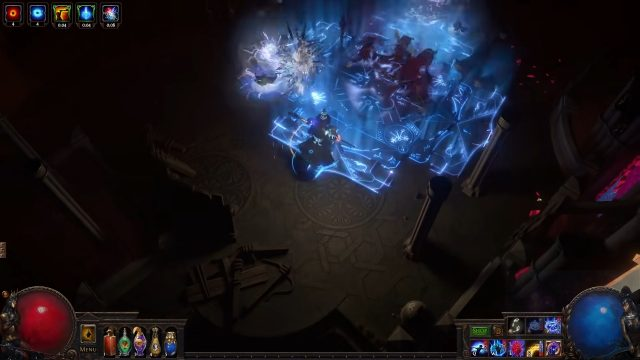 Path of Exile Strategic Use of Triggered and Movement Skills