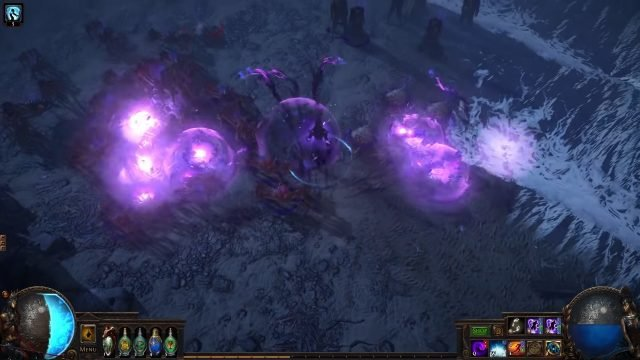 Path of Exile Support Gem Nerfs