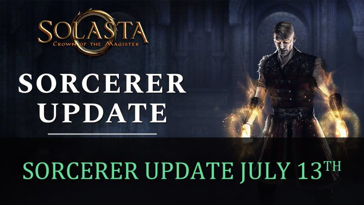 Sorcerer Update Coming to Solasta: Crown of the Magister July 13th