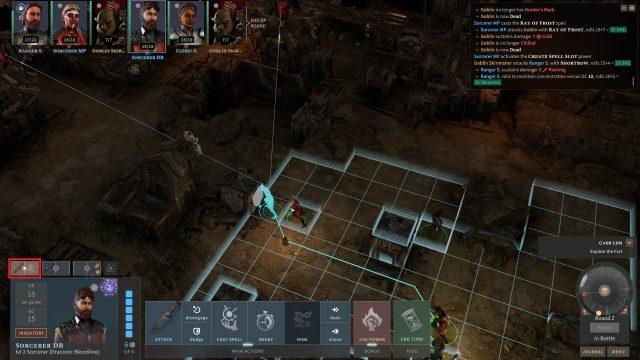 Solasta Disabled Auto-Equip Gameplay Upgrades
