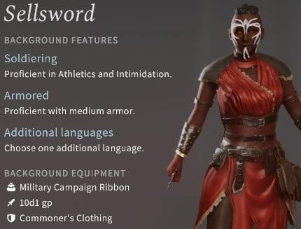 Solasta Sorcerer Sellsword Background