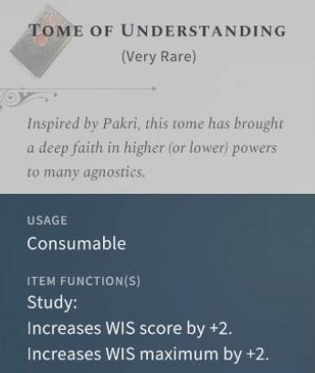 Solasta Tome of Understanding Bug Fix
