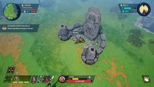 Tribes of Midgard Actively Search for Shrines