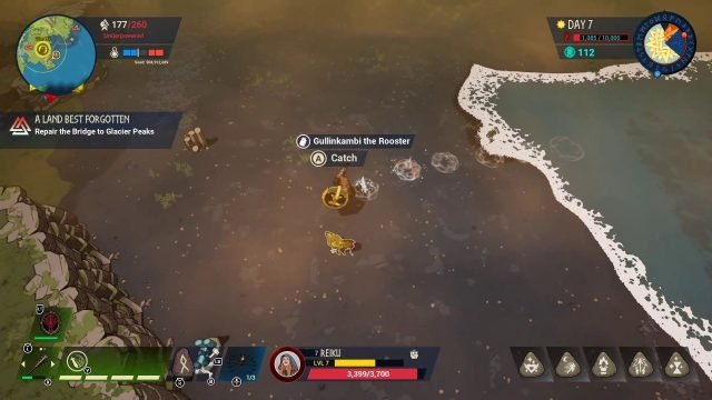 Tribes of Midgard How to Farm for Souls (Rooster of Ragnarok)