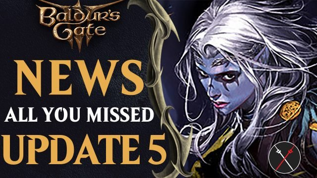 baldurs gate 3 panel from hell3 update news patch 5 summary whats new Top RPG News Of The Week: July 11th (Baldur's Gate 3, Solasta, Dragon Age 4 and More!)