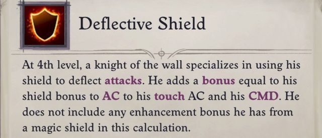 deflective-shield-cavalier-pathfinder-wrath-of-the-righteous