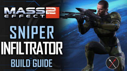 Infiltrator Build Guide | Mass Effect 2 Legendary Edition