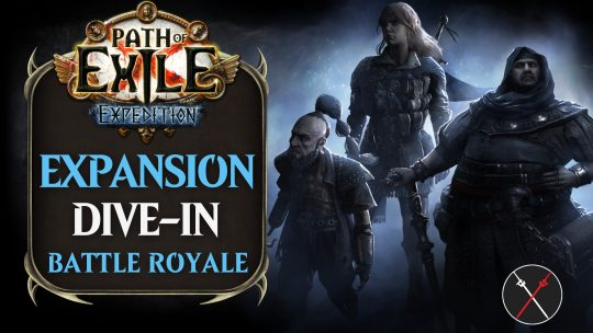Path of Exile 3.15 Expansion: New Expedition League, Balance Changes, And Battle Royale!