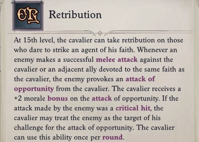 retribution-cavalier-pathfinder-wrath-of-the-righteous