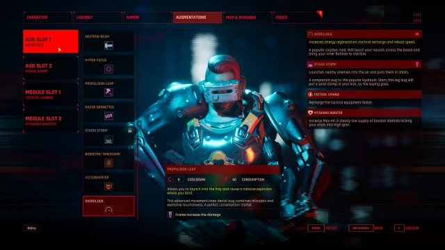 Biometrics Attribute The Ascent Best Skills, Attributes And Augmentations Guide for Your Builds
