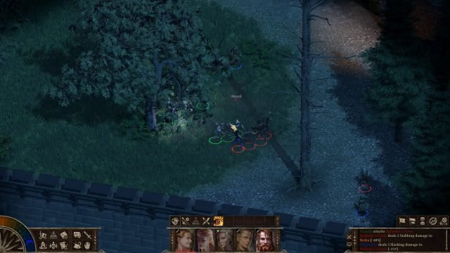 Black Geyser Combat and Gameplay Character Progression and Combat