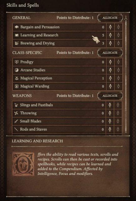Black Geyser Combat and Gameplay Skills and Spells