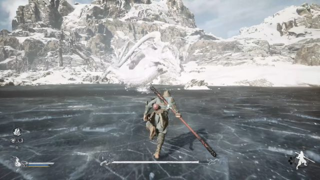 Black Myth Wukong Gameplay 01 Black Myth: WuKong Receives Impressive Trailer Featuring Unreal Engine 5 & DLSS Gameplay