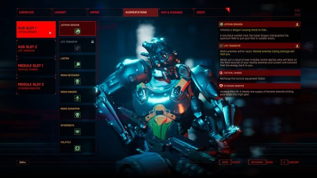 Cybernetics Attribute The Ascent Best Skills, Attributes And Augmentations Guide for Your Builds